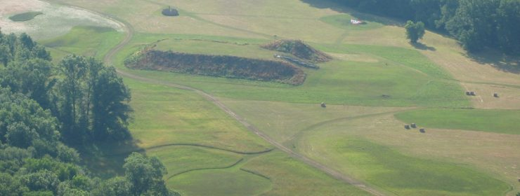 Website Features Comprehensive Inventory of Indiana Prehistoric Mounds and Earthworks